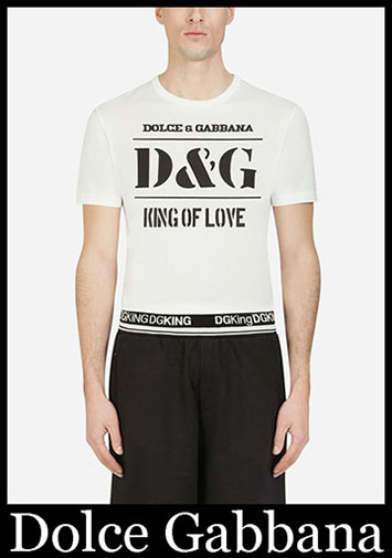 Sales Dolce Gabbana 2019 Men's New Arrivals Summer 34