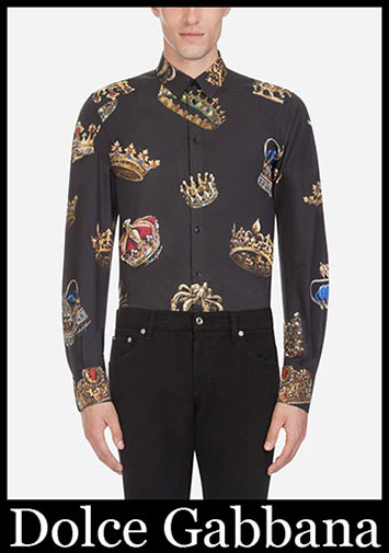Sales Dolce Gabbana 2019 Men's New Arrivals Summer 43