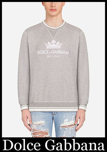 Sales Dolce Gabbana 2019 Men's New Arrivals Summer 45