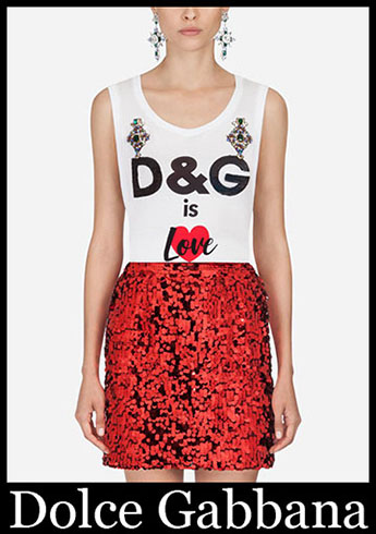Sales Dolce Gabbana 2019 Women's New Arrivals Look 14