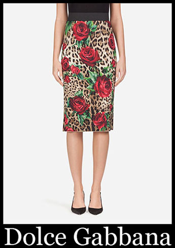 Sales Dolce Gabbana 2019 Women's New Arrivals Look 5