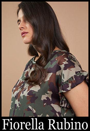 Shirts Fiorella Rubino Plus Size 2019 Women's Arrivals 21