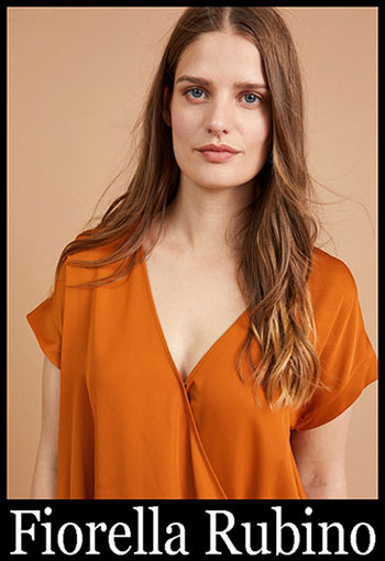 Shirts Fiorella Rubino Plus Size 2019 Women's Arrivals 26