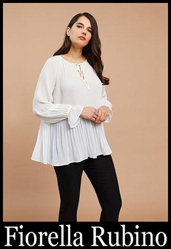 Shirts Fiorella Rubino Plus Size 2019 Women's Arrivals 28