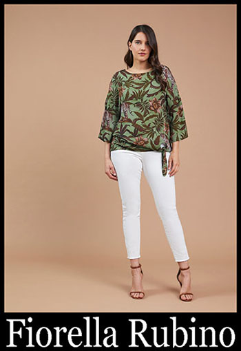 Shirts Fiorella Rubino Plus Size 2019 Women's Arrivals 29