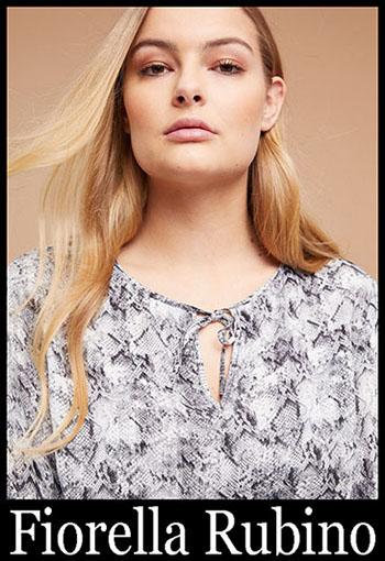 Shirts Fiorella Rubino Plus Size 2019 Women's Arrivals 3