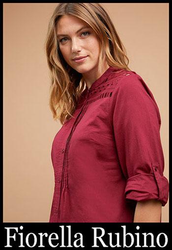 Shirts Fiorella Rubino Plus Size 2019 Women's Arrivals 36