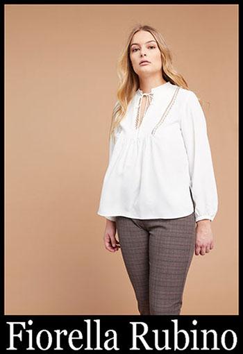 Shirts Fiorella Rubino Plus Size 2019 Women's Arrivals 4