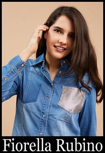 Shirts Fiorella Rubino Plus Size 2019 Women's Arrivals 40