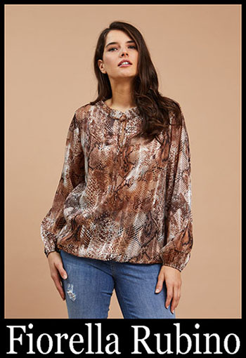 Shirts Fiorella Rubino Plus Size 2019 Women's Arrivals 6