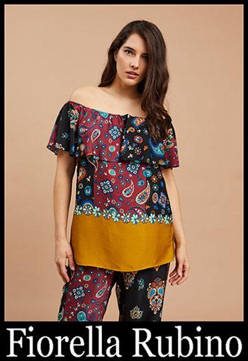 Shirts Fiorella Rubino Plus Size 2019 Women's Arrivals 7