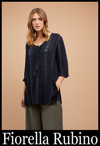 Shirts Fiorella Rubino Plus Size 2019 Women's Arrivals 9