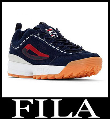 Sneakers Fila 2019 Men's New Arrivals Spring Summer 11