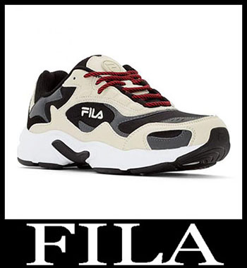 Sneakers Fila 2019 Men's New Arrivals Spring Summer 16