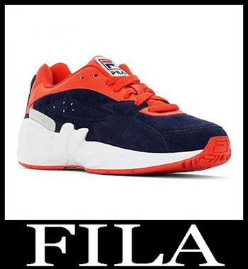 Sneakers Fila 2019 Men's New Arrivals Spring Summer 17