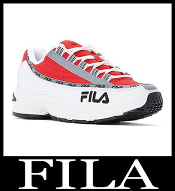 Sneakers Fila 2019 Men's New Arrivals Spring Summer 18