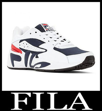 Sneakers Fila 2019 Men's New Arrivals Spring Summer 19