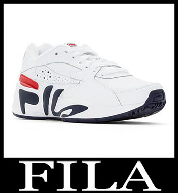 Sneakers Fila 2019 Men's New Arrivals Spring Summer 21