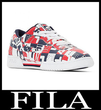 Sneakers Fila 2019 Men's New Arrivals Spring Summer 23