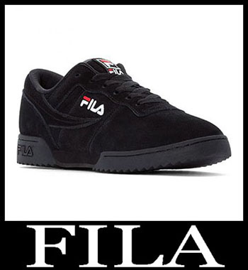 Sneakers Fila 2019 Men's New Arrivals Spring Summer 24