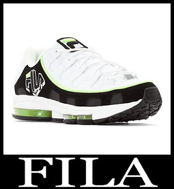 Sneakers Fila 2019 Men's New Arrivals Spring Summer 28