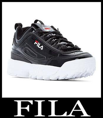 Sneakers Fila 2019 Women's New Arrivals Summer Look 10
