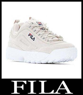 Sneakers Fila 2019 Women's New Arrivals Summer Look 12