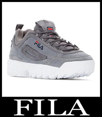 Sneakers Fila 2019 Women's New Arrivals Summer Look 13