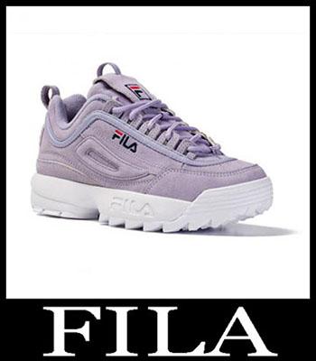 Sneakers Fila 2019 Women's New Arrivals Summer Look 14