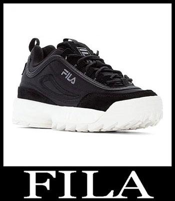 Sneakers Fila 2019 Women's New Arrivals Summer Look 15