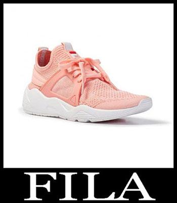Sneakers Fila 2019 Women's New Arrivals Summer Look 17