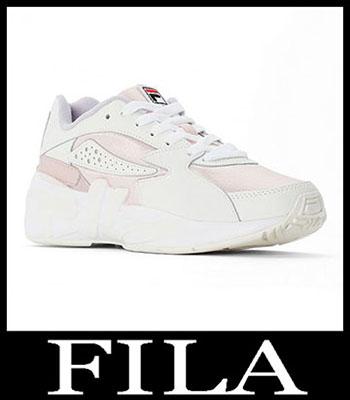 Sneakers Fila 2019 Women's New Arrivals Summer Look 19