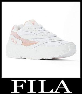 Sneakers Fila 2019 Women's New Arrivals Summer Look 2