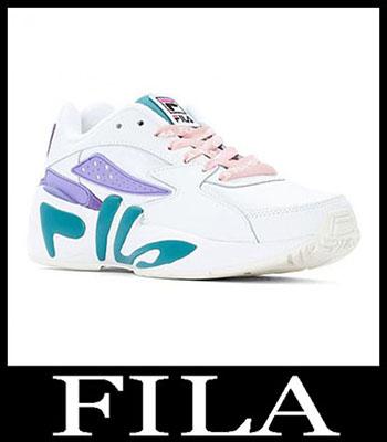 Sneakers Fila 2019 Women's New Arrivals Summer Look 20