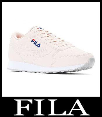Sneakers Fila 2019 Women's New Arrivals Summer Look 22