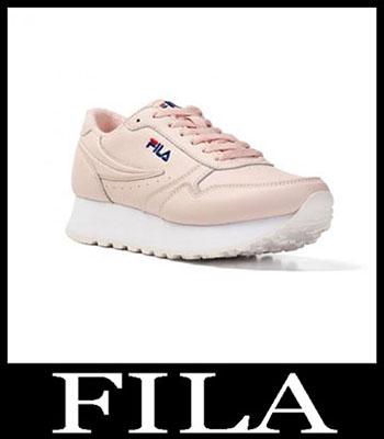 Sneakers Fila 2019 Women's New Arrivals Summer Look 23