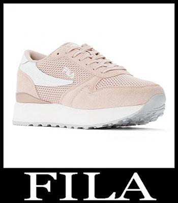 Sneakers Fila 2019 Women's New Arrivals Summer Look 25
