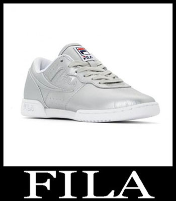 Sneakers Fila 2019 Women's New Arrivals Summer Look 26