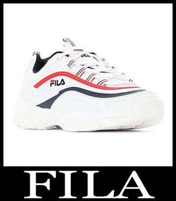 Sneakers Fila 2019 Women's New Arrivals Summer Look 28