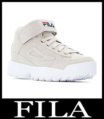 Sneakers Fila 2019 Women's New Arrivals Summer Look 29