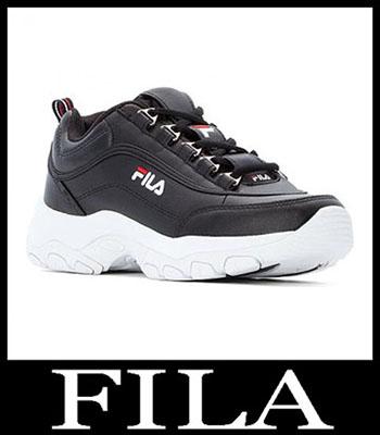Sneakers Fila 2019 Women's New Arrivals Summer Look 32