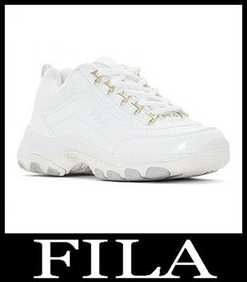 Sneakers Fila 2019 Women's New Arrivals Summer Look 33