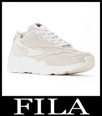Sneakers Fila 2019 Women's New Arrivals Summer Look 35