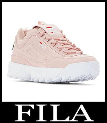 Sneakers Fila 2019 Women's New Arrivals Summer Look 4
