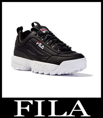 Sneakers Fila 2019 Women's New Arrivals Summer Look 9