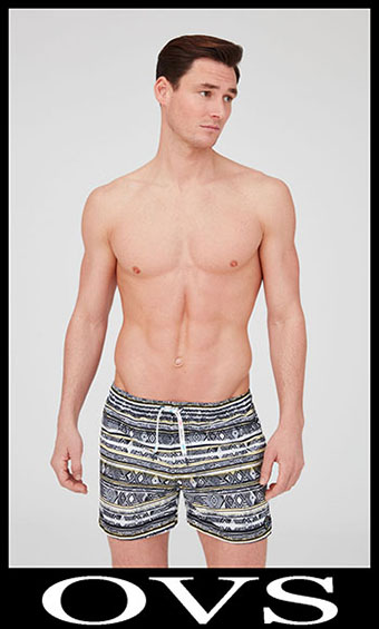 Swimwear OVS 2019 Men's New Arrivals Summer Look 20