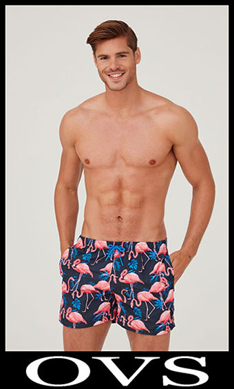 Swimwear OVS 2019 Men's New Arrivals Summer Look 24