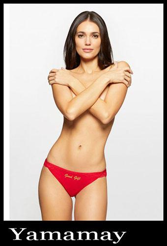 Thongs Yamamay 2019 Women's Clothing Underwear 1