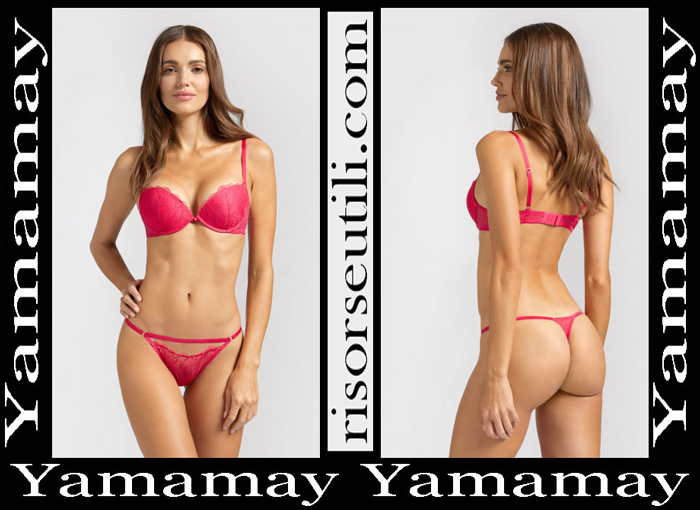 Thongs Yamamay 2019 Women's Clothing Underwear Accessories