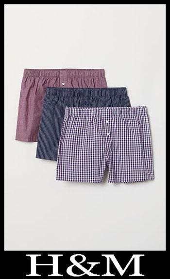 Underwear HM 2019 Men's New Arrivals Spring Summer 10